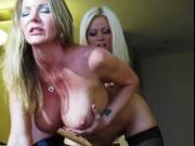 Nikita von James Fingers Amber Michaels from Behind.
