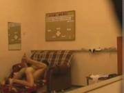 Amateur Couple Filmed Fucking with Hidden Cam