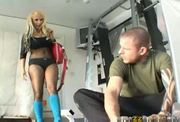 Holly Halston - Ass Aerobics 101