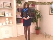horny Stewardess2