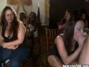 CFNM Women Sucks Cock In Party