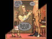 Big Breast Big Cock BDSM Comics
