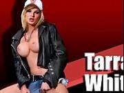 Sexo anal con Tarra White en espanol