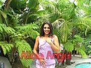 Alicia Angel anal