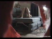 Hidden cam anal sex