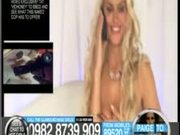 Blonde Beauty, Honey, Live and Interactive