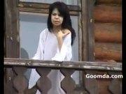 Alena Flashing Susdal balcony show 2