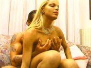 Blonde LadyBoy