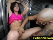 Rachael Madori hardcore bdsm public sex