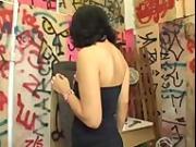 Latin girl Caroline anal