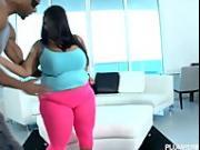 Latina BBW Superstar Sofia Rose Fucks Big Black Cock