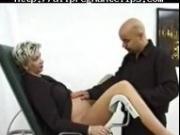 German Preggo Fucking Her Doc pregnant preg prego preggo