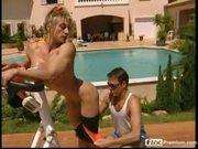Francesca Petit Jean Cours de Musculation