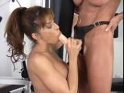 Strap On Champion Workout - Scene 3
