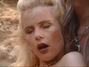 Gina Wild licks black pussy