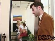 Tasha Reign, Chloe Chaos, Scarlett Monroe, Alexis Monroe, James Deen - Big Tits at School - BZPorn.se