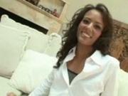 Vanessa Lane beauty brunette