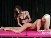 Yonitale: Kiki Gives Orgasms To Lena Love 1
