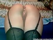 MILF wife loves anal fucking