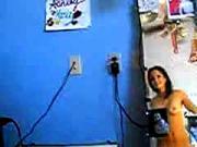 Amateur Teen Girl On Webcam 137