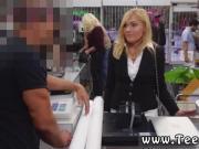 Handjob help Hot Milf Banged At The PawnSHop
