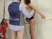 To much of rope and fetching BDSM submissive sex