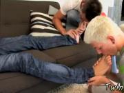 Cuban men footjob video gay A Threesome Of Boy Feet