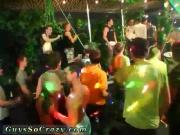 Video male group showering gay Dozens of folks go bananas for bananas at