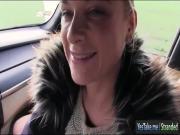 Czech babe Cristin Caitlin public sex
