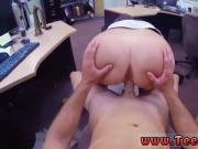 Blonde cougar small tits PawnShop Confession!