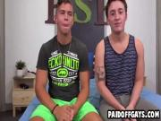 Tan twink gets first gayoral