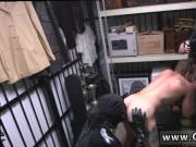 Gay blowjob cumshot boy dad movie Dungeon sir with a gimp