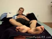 Free cute young boys sex Honza And His Size 11 Feet