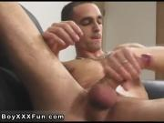 Gay twink screams anal When he was done jizzing he cleaned himself and