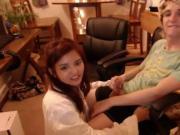 creampiegirls.webcam - Asian girl like sucking boyfriend's dick on webcam