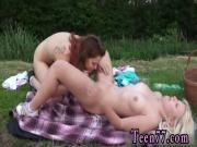 Tushy anal teen hot gets dirty Hot lesbians going on a picnic
