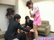 Yuuka Oosawa Office Girl