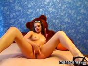 Horny Amateur Cam Slut