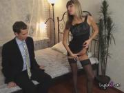 Hot Prostitute Maya Gives Client Great Head