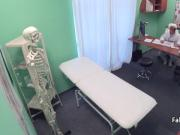 Teen patient enjoys fucking doctor