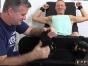 Teen boy gay cartoon porn Cristian Tickled In The Tickle Chair