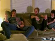 Gay teen suck his own dick movie Erik, Tristan and Aron are well-prepped