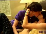 Emo anal scene gay Emo pals Jase and Brenden have a lot of inches of