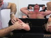 Gay twink boy foot bondage and boys licking mens sleeping feet full
