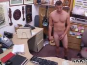 Gay blowjob talking on phone Guy ends up with ass-fuck hump threesome