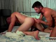 Wife talks about other mans cock during gay sex A Fellow Guest Takes