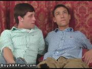 Gay teen bdsm movies Jace and Troy kiss, slurp and fellate every smooth