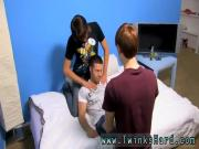 Teenage emo sex Tristan Jaxx is looking for a nice, loosening rubdown