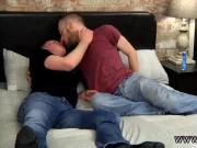 Online watch gay sexy old man penis showing Lincoln Gates And Damien Ryder
