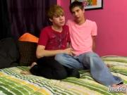 Danny brooks gay twink James Redding is undoubtedly nervous going into